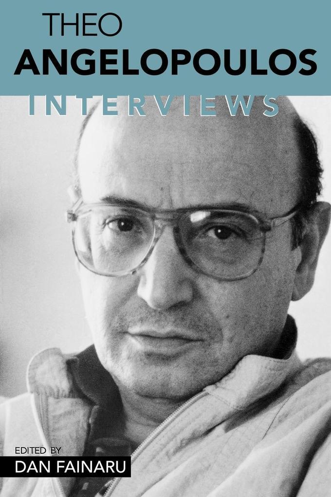 Theo Angelopolous: Interviews als Taschenbuch