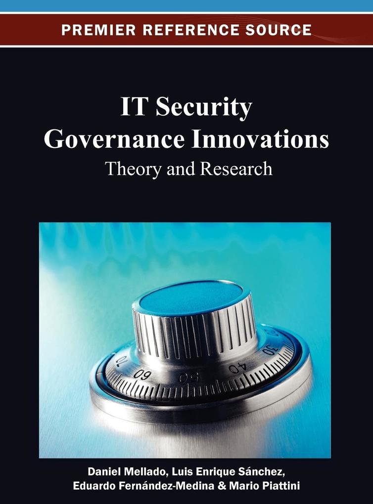 It Security Governance Innovations