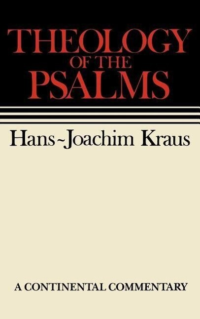 Theology of the Psalms als Buch