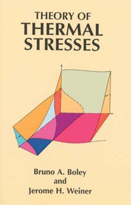 Theory of Thermal Stresses als Taschenbuch