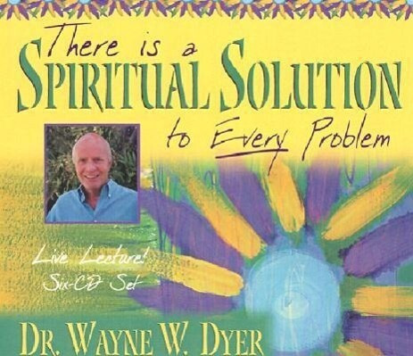 There Is a Spiritual Solution to Every Problem als Hörbuch