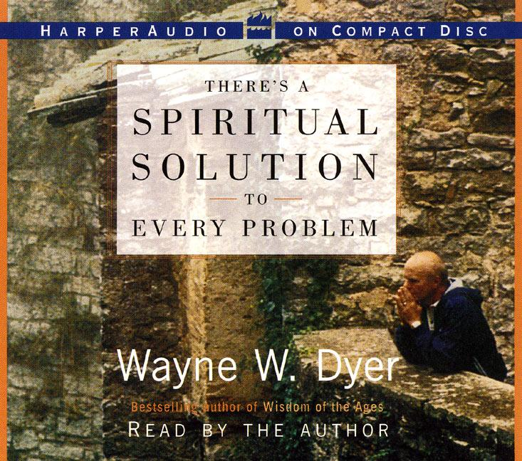 There's a Spiritual Solution to Every Problem CD als Hörbuch