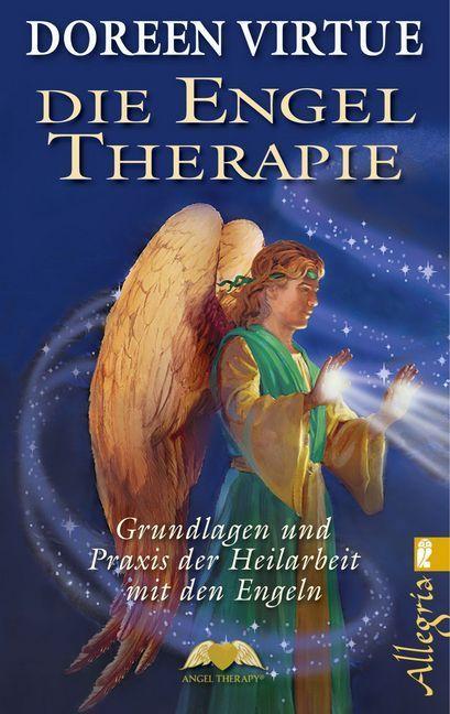 Die Engel-Therapie als Taschenbuch von Doreen Virtue