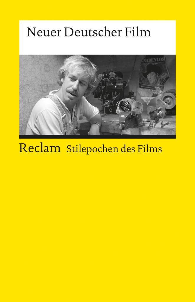 Neuer Deutscher Film als Taschenbuch von
