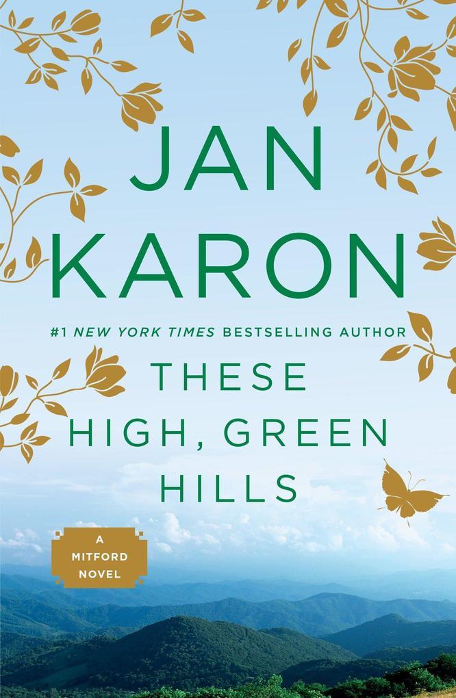 These High, Green Hills als Taschenbuch