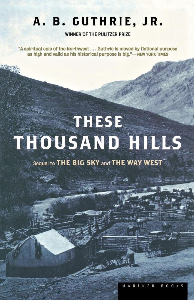 These Thousand Hills als Taschenbuch