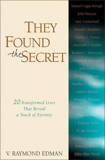 They Found the Secret: Twenty Lives That Reveal a Touch of Eternity als Taschenbuch