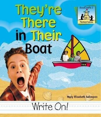 They're There in Their Boat als Buch