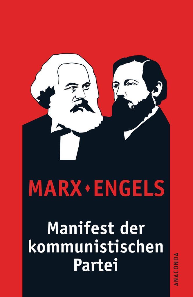 Manifest der kommunistischen Partei als Buch