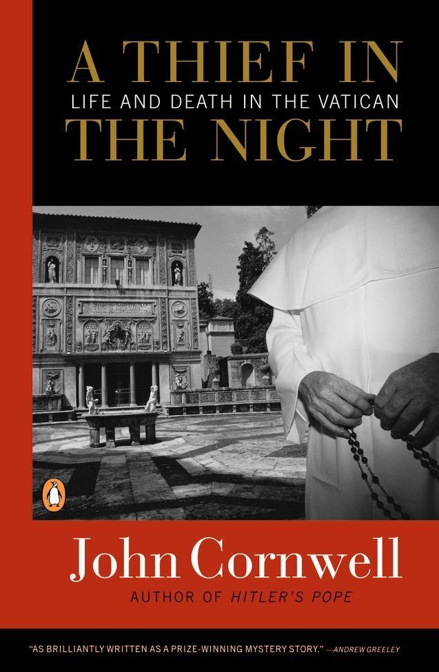 A Thief in the Night: Life and Death in the Vatican als Taschenbuch