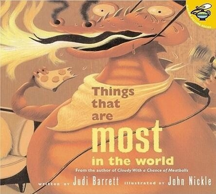 Things That Are Most in the World als Taschenbuch