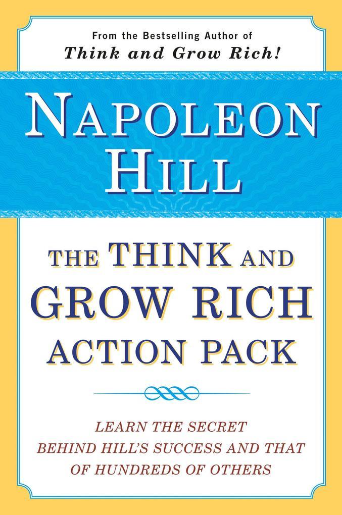 The Think & Grow Rich Action Pack als Taschenbuch