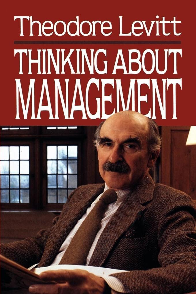 Thinking about Management als Buch