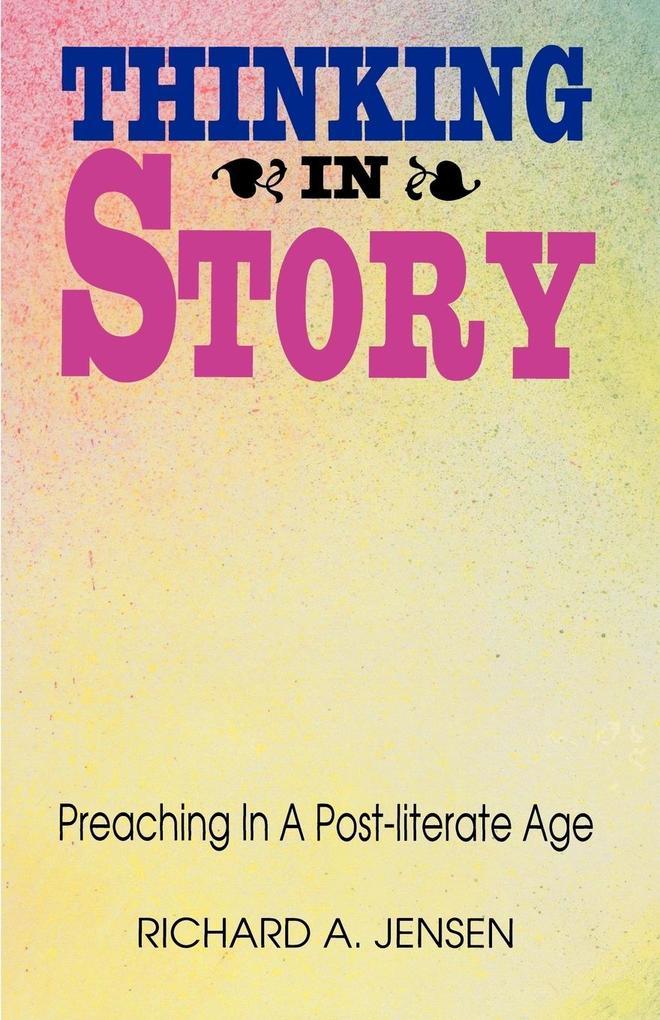 Thinking in Story als Taschenbuch