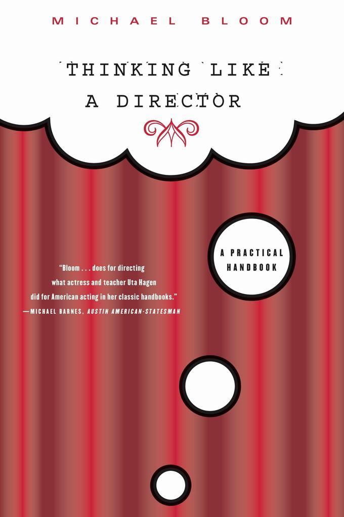 Thinking Like a Director: A Practical Handbook als Taschenbuch