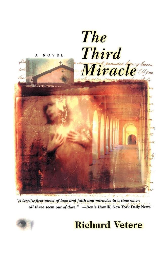 The Third Miracle als Taschenbuch