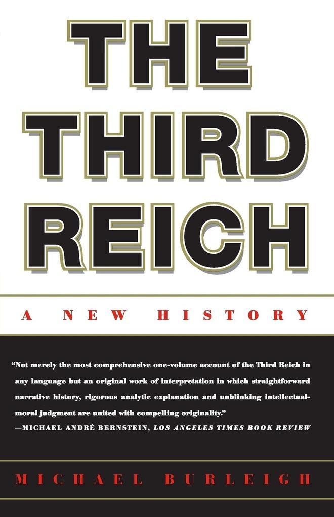 The Third Reich: A New History als Taschenbuch