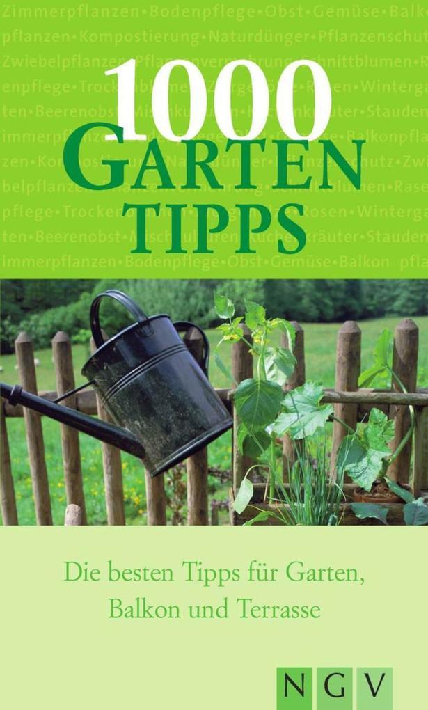1000 Gartentipps als eBook von N.N