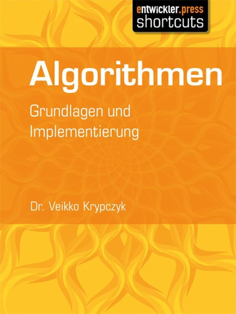 Algorithmen als eBook von Veikko Krypczyk