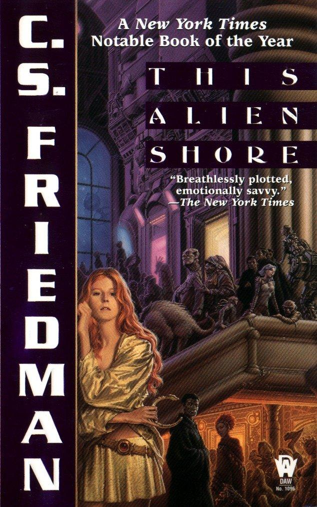 This Alien Shore als Taschenbuch
