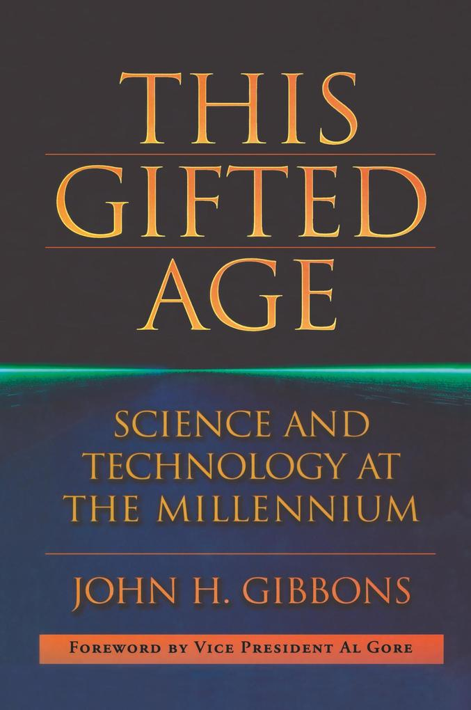 This Gifted Age als Buch