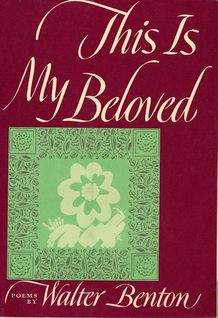 This Is My Beloved als Buch