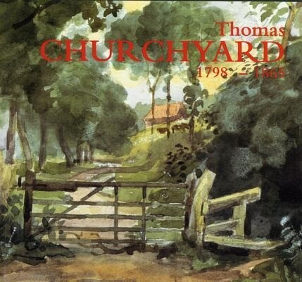 Thomas Churchyard 1798 - 1865 als Taschenbuch