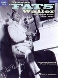 FATS WALLER GREAT SOLOS 192941 als Taschenbuch