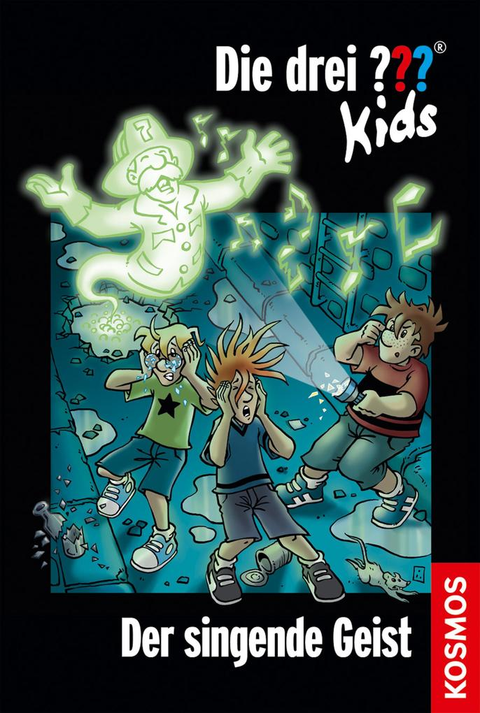 Die drei ??? Kids, 49, Der singende Geist (drei Fragezeichen Kids) als eBook