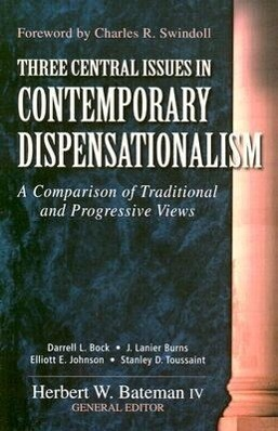 Three Central Issues in Contemporary Dispensationalism als Taschenbuch
