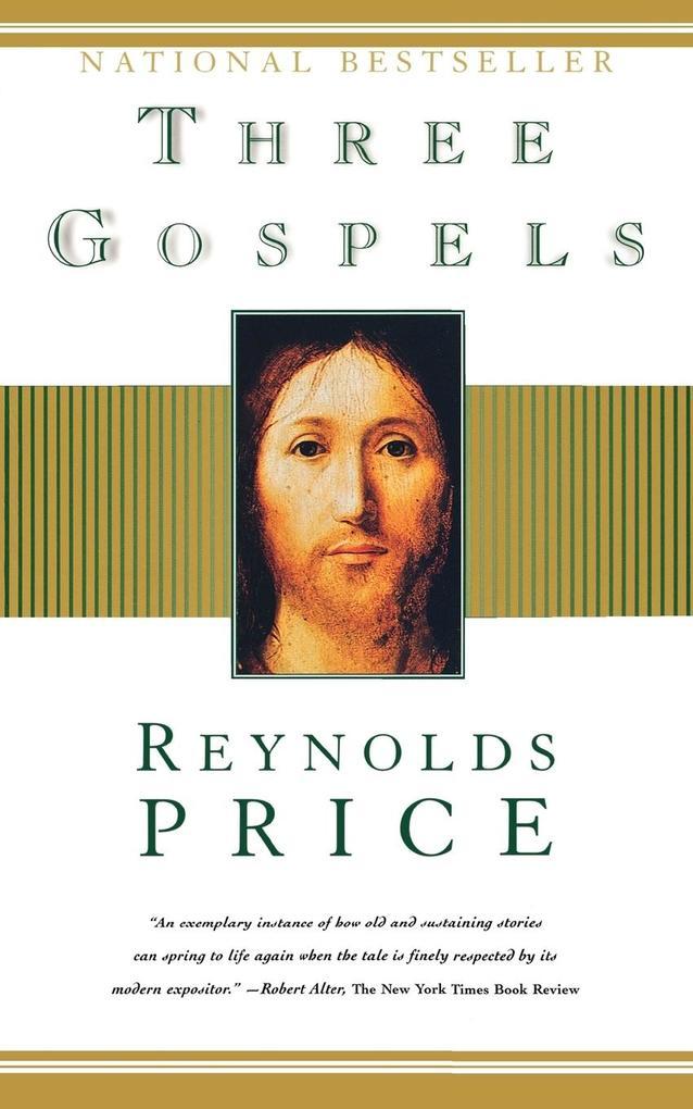 Three Gospels als Taschenbuch