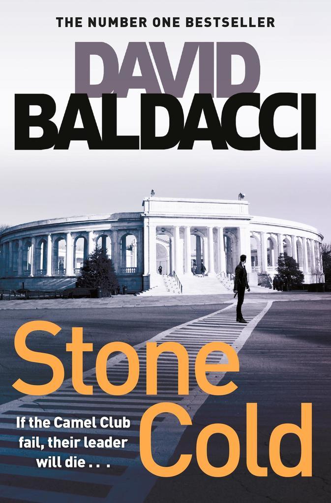 Stone Cold als eBook von David Baldacci
