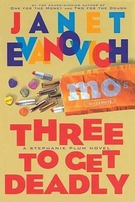 Three to Get Deadly als Buch