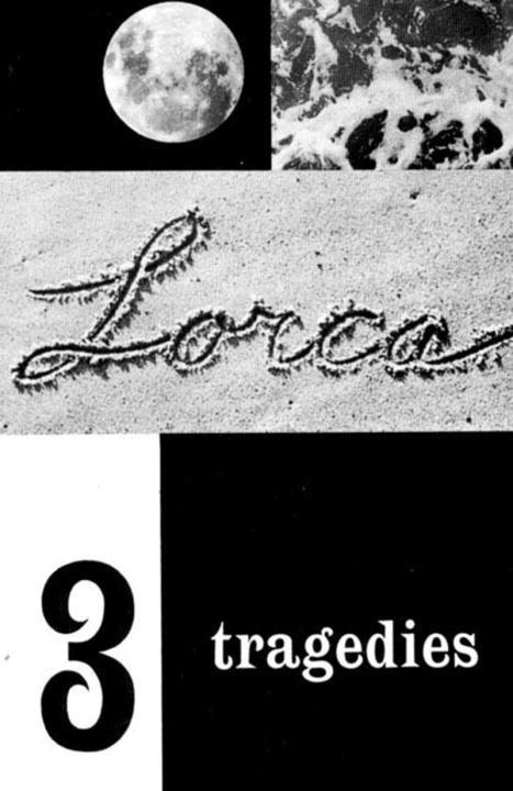 Three Tragedies: Blood Wedding, Yerma, Bernarda Alba als Taschenbuch