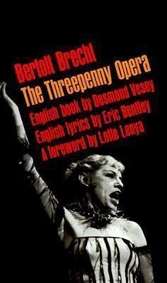 The Threepenny Opera als Taschenbuch