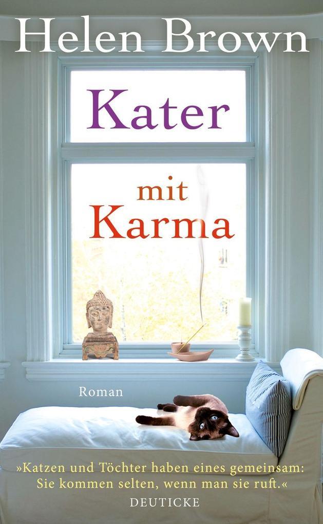 Kater mit Karma als Buch von Helen Brown