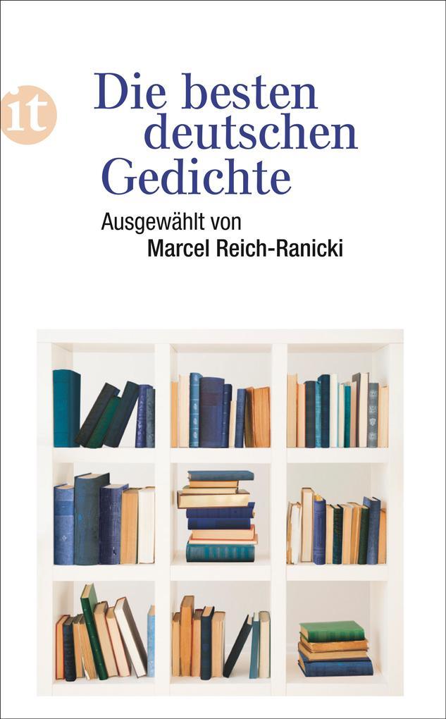 Die besten deutschen Gedichte als Taschenbuch