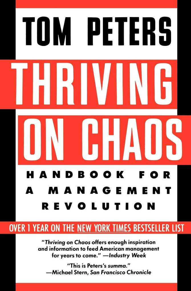 Thriving on Chaos als Buch