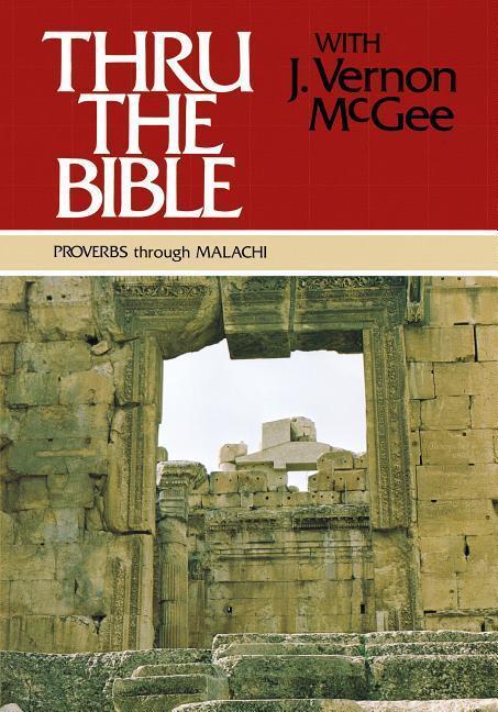 Proverbs Through Malachi als Buch