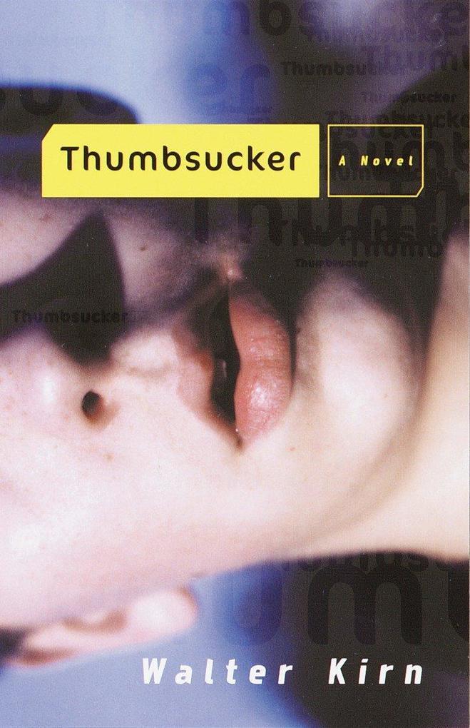 Thumbsucker als Taschenbuch