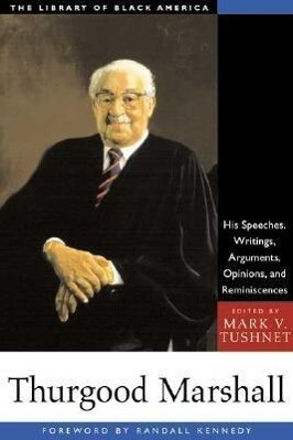 Thurgood Marshall als Buch
