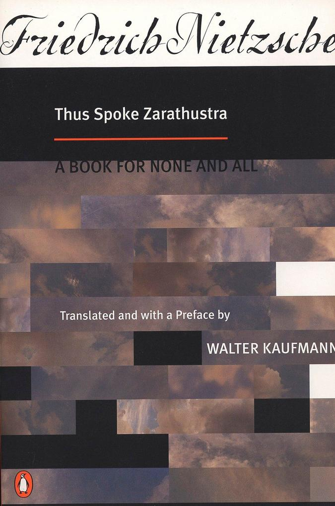 Thus Spoke Zarathustra: A Book for None and All als Taschenbuch