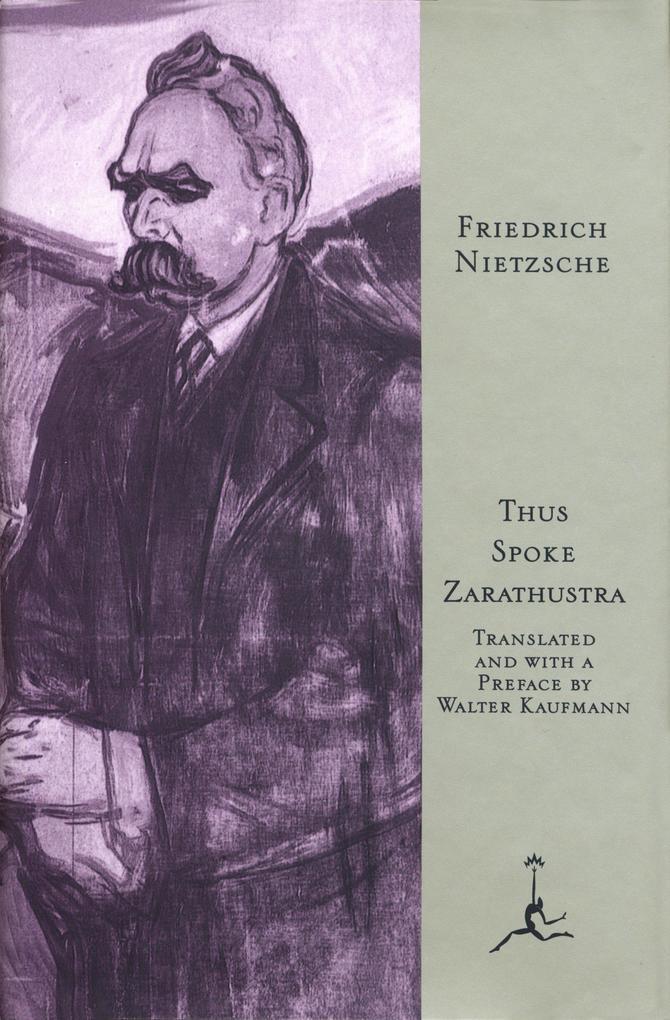 Thus Spoke Zarathustra als Buch