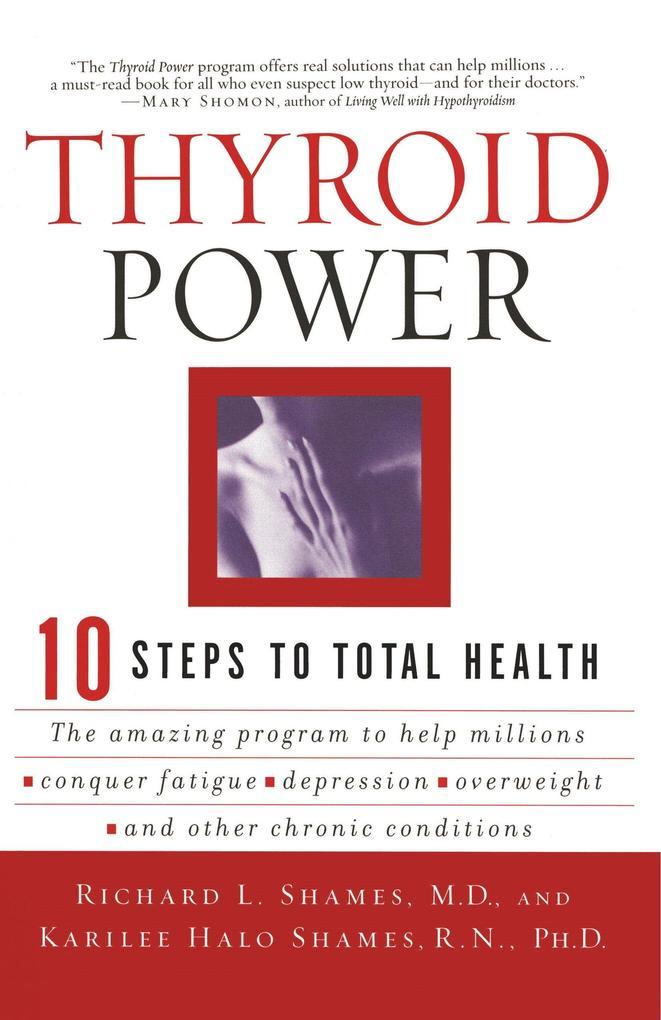Thyroid Power als Buch