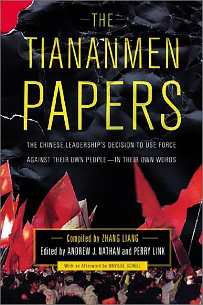 The Tiananmen Papers als Taschenbuch