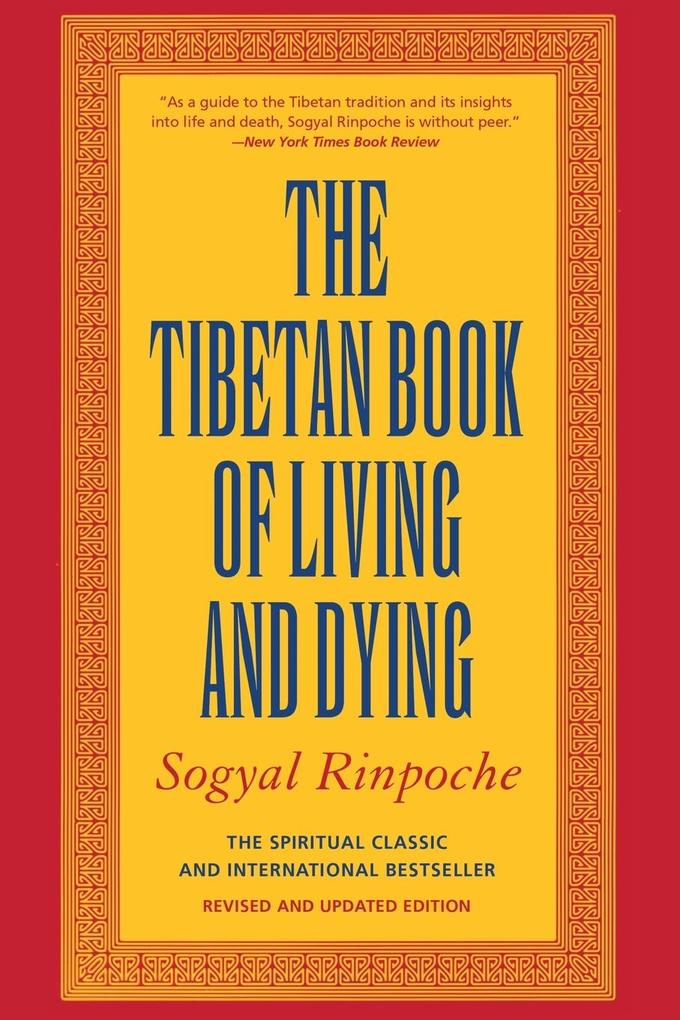 Tibetan Book of Living and Dying, The als Buch