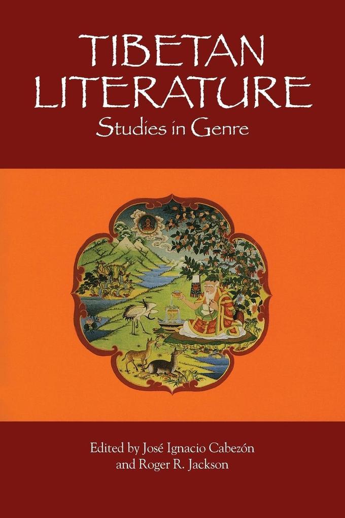 Tibetan Literature als Taschenbuch