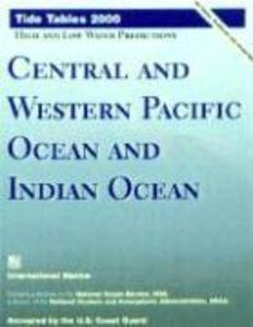 Central and Western Pacific Ocean and Indian Ocean als Taschenbuch