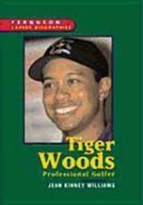Tiger Woods als Buch