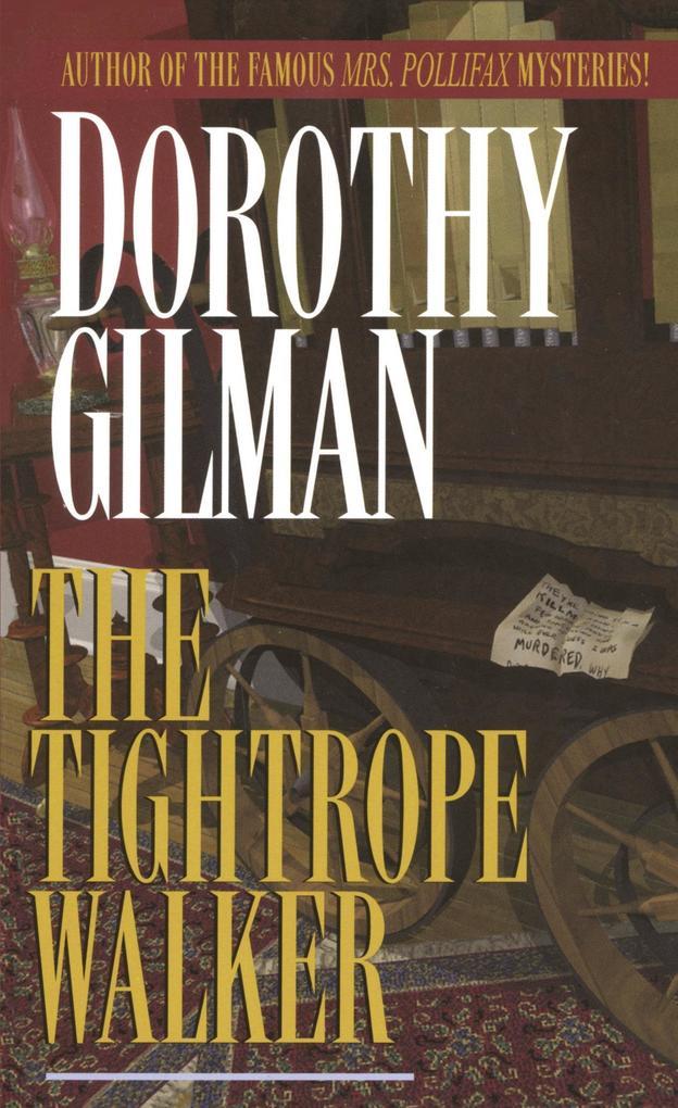 Tightrope Walker als Taschenbuch